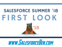 Salesforce Summer '18 Release Notes – First Look