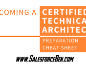 Becoming a Certified Technical Architect: Preparation Cheat Sheet