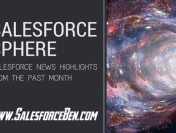Salesforce Sphere Dreamforce Special: October Edition