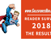 Salesforce Ben Reader Survey 2018: The Results