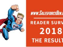Salesforce Ben Reader Survey 2018: The Results