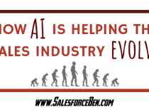 How AI is Helping the Sales Industry Evolve