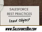 Salesforce Best Practices – Lead Object