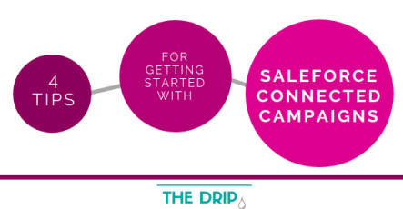 4 Tips for Getting Started with Salesforce Connected Campaigns