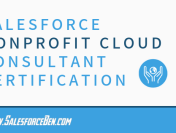 Salesforce Nonprofit Cloud Consultant Certification