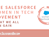 The Salesforce Women in Tech Movement – What We All Can Gain