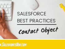 Best Practices for the Contact Object