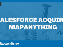 Salesforce Signs Agreement to Acquire MapAnything