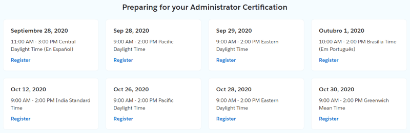 """, Journées de certification Salesforce: webinaires de préparation gratuits avec Trailhead<span class=""""wtr-time-wrap after-title""""><span class=""""wtr-time-number"""">1</span> minutes de lecture</span>"""