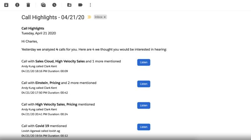 ", Salesforce Einstein Call Coaching Approfondissement approfondi<span class=""wtr-time-wrap after-title""><span class=""wtr-time-number"">10</span> minutes de lecture</span>"
