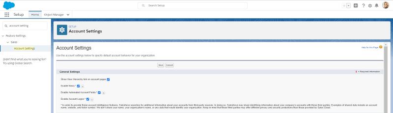 """, 3 façons d&rsquo;améliorer l&rsquo;objet de compte Salesforce<span class=""""wtr-time-wrap after-title""""><span class=""""wtr-time-number"""">6</span> minutes de lecture</span>"""