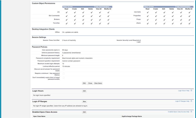 """, Vérification de l&rsquo;état de la sécurité de Salesforce: comment trouver les vulnérabilités<span class=""""wtr-time-wrap after-title""""><span class=""""wtr-time-number"""">7</span> minutes de lecture</span>"""