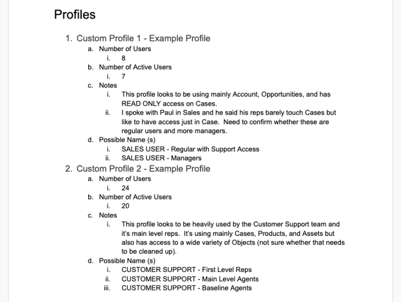 """, Nettoyer les profils et les ensembles d&rsquo;autorisations dans Salesforce<span class=""""wtr-time-wrap after-title""""><span class=""""wtr-time-number"""">16</span> minutes de lecture</span>"""