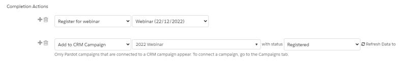 """, Ajoutez des inscrits aux événements LinkedIn à GoToWebinar, en tirant parti de Pardot<span class=""""wtr-time-wrap after-title""""><span class=""""wtr-time-number"""">4</span> minutes de lecture</span>"""