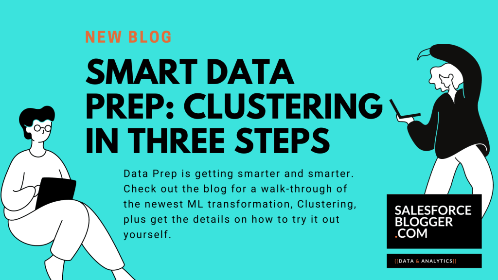 Smart ELT with Data Prep: Clustering in Three Steps