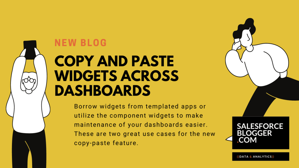Copy and Paste Widgets Across Dashboards