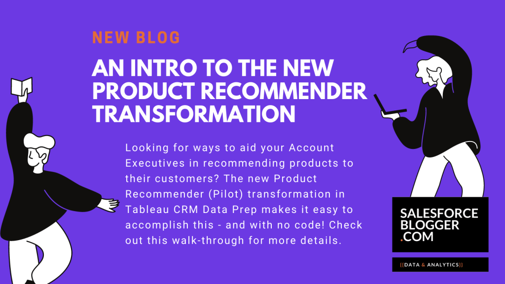An Intro to the New Product Recommender Transformation