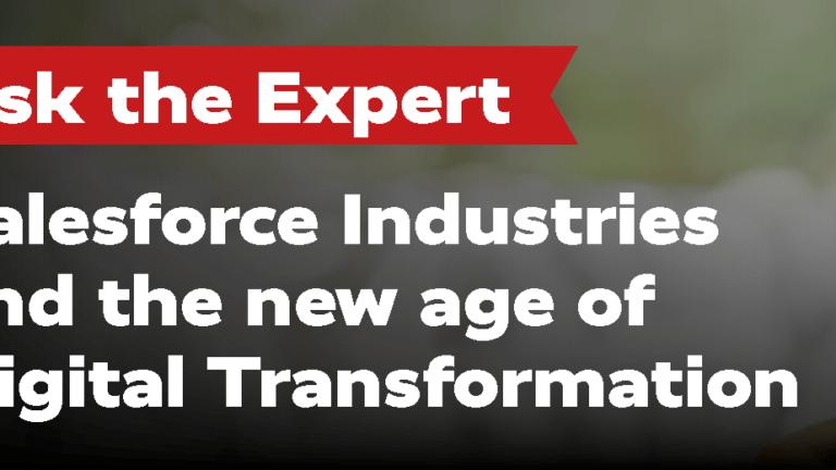 """, Salesforce Industries et la nouvelle ère de la transformation numérique<span class=""""wtr-time-wrap after-title""""><span class=""""wtr-time-number"""">1</span> minutes de lecture</span>"""