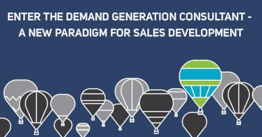 Sales Demand Gen Consultant