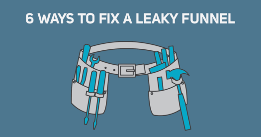 Ways to Fix a Leaky Sales Funnel