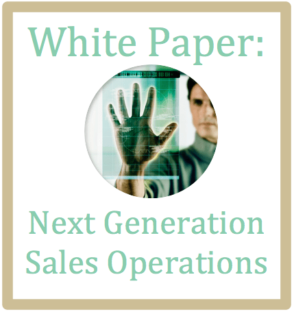 sales operations