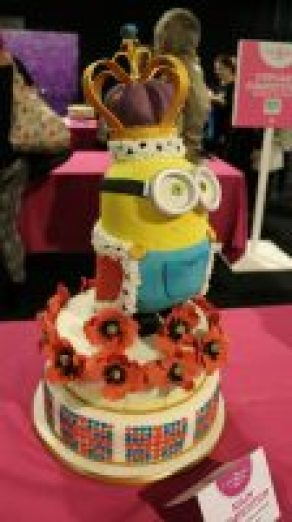 Manchester's Cake and Bake Show