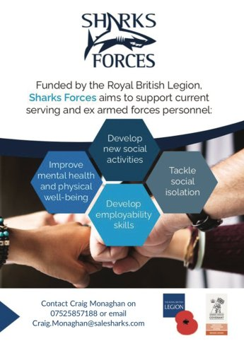Sharks Forces