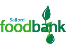 Salford Foodbank logo used with permission from organisation