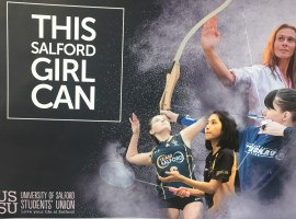 Salford women urged to engage with sport