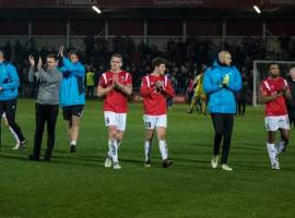 REACTION: Salford City vs Shrewsbury Town