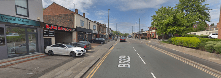 8-year-old girl killed in collision on Monton Road, Salford