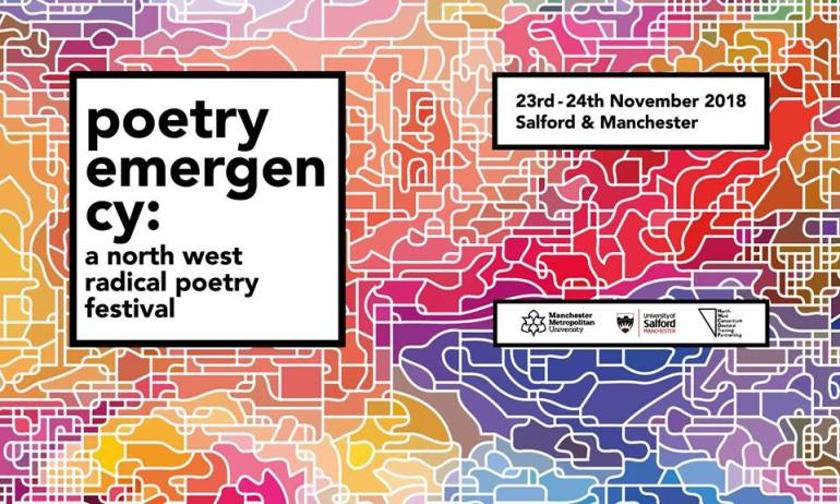 A North-West radical poetry festival visits Salford