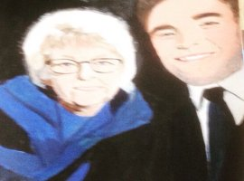 """""""I became quite noticeable I suppose with Robert Pattinson"""" – The Eccles artist befriending Hollywood's finest"""