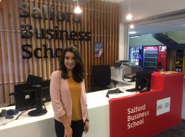 Salford student starts international charity to grow kids' IT skills