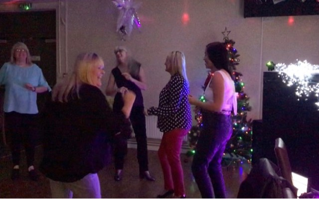 Salford women: it's time to Dance Yourself Dizzy