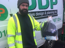Survival packs to help Salford's homeless population this Christmas