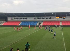 Rugby League: Salford Red Devils fall to pre-season defeat