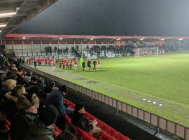 FA Trophy: Salford City face a replay against Maidstone United aiming for a quarter final spot