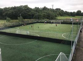 Free five-a-side football for Salford