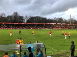 PREVIEW: Salford City v Barnet this Saturday