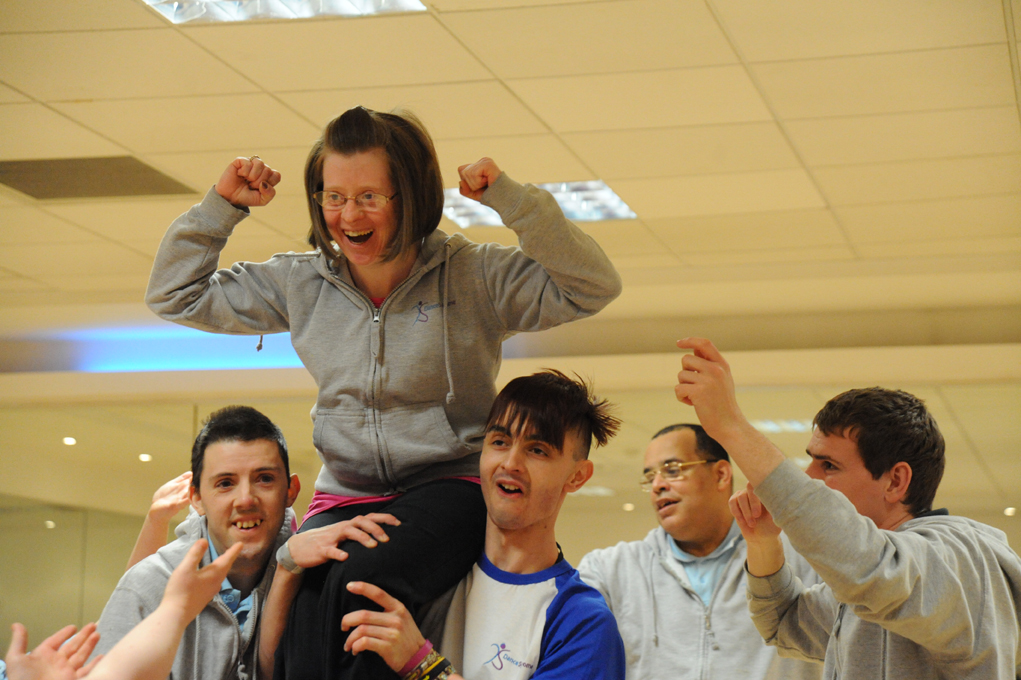"""""""What we are doing hasn't happened before, it's unique"""" - DanceSyndrome shows strength in learning disabilities"""