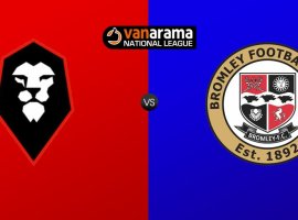 PREVIEW: Promotion-chasing Salford City host Bromley