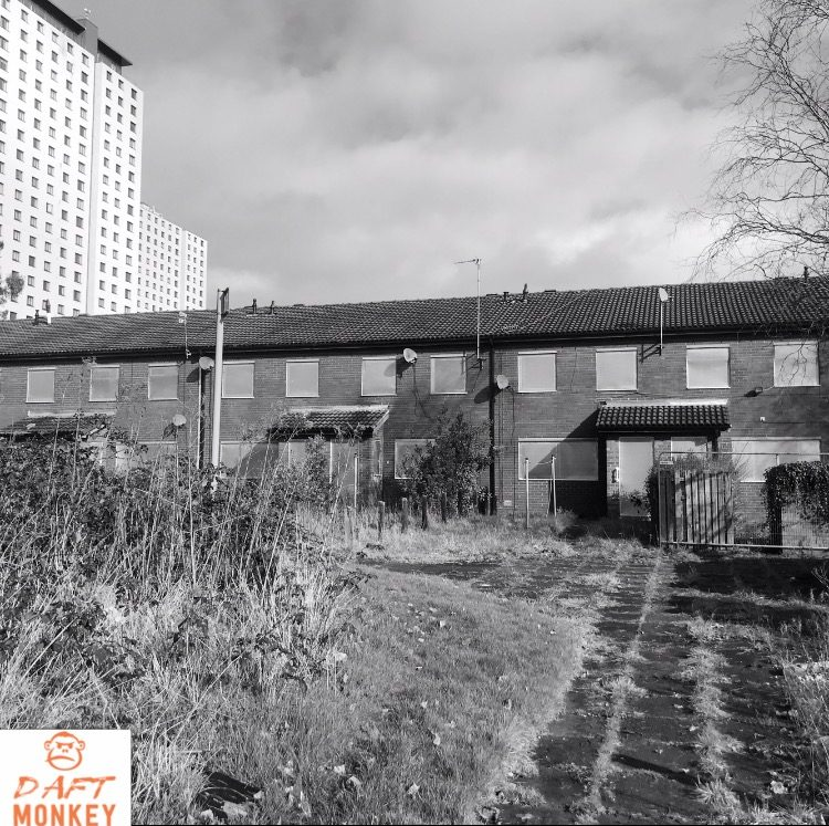 Urban Exploration Salford