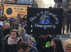 """""""This strike is vital"""" – Member of Youth Parliament for Salford supports Youth Strike for Climate"""