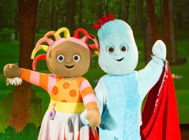 Review: In The Night Garden at the Lowry