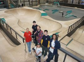 Salford to host the UK national skateboarding championships