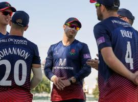 CRICKET: Lancashire prepare for One-Day Cup opener