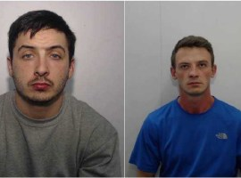 Three jailed over shooting in Salford