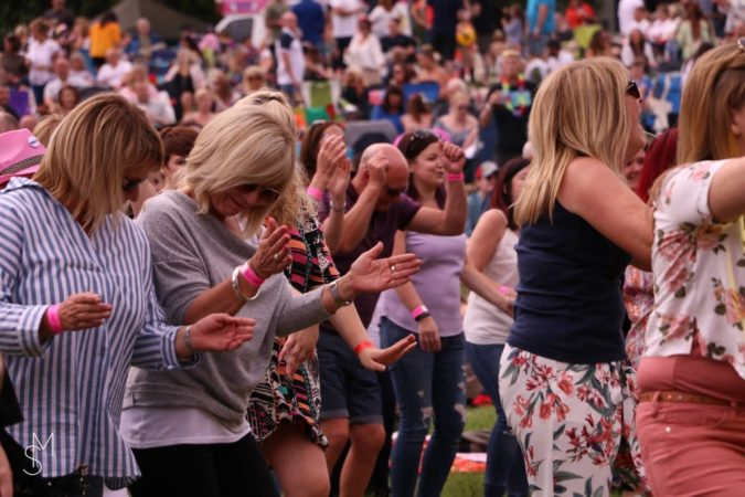 Salford acts appearing at Irlam Live music festival this weekend