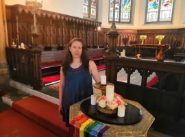 """This is not dignifying for anyone"" – vicar bemoans lack of wheelchair accessibility at Monton church"